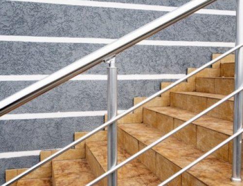 Rozsdamentes üvegkorlát – a modern építészet népszerű eszköze